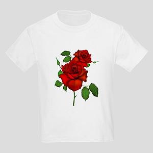 Rose Red Kids Light T-Shirt