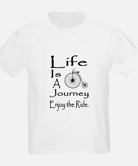 Funny Life is a journey T-Shirt