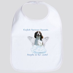 Springer Spaniel Angel Bib