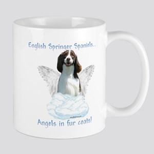 Springer Spaniel Angel Mug