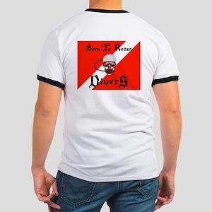 Born To Roam Divers T-Shirt