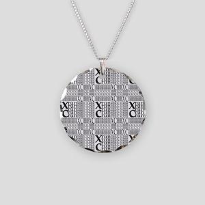 XC Run Repeats Necklace