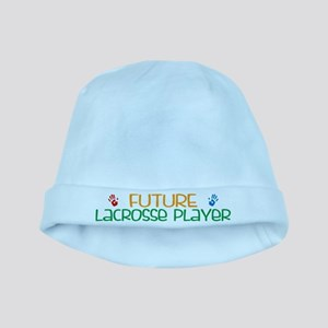 Future lacrosse player baby hat