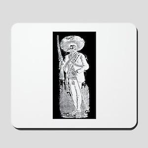 Emiliano Zapata - Mexican Rev Mousepad