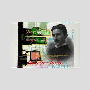 Nikola Tesla NY Magnets