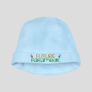 Future paramedic baby hat