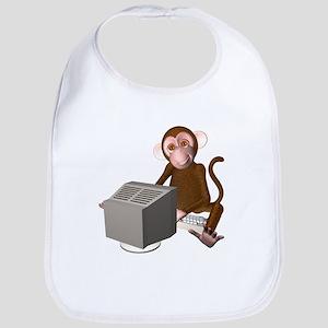 Code Monkey 3 Bib