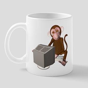 Code Monkey 3 Mug