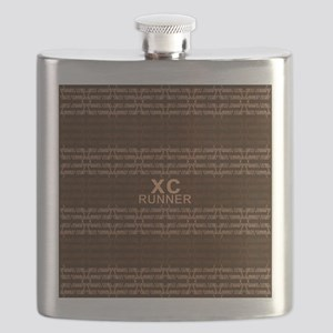 XC Runner brown Flask