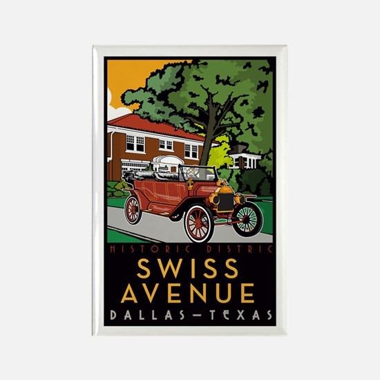 Swiss Avenue Magnets (10 Pack)
