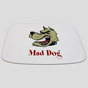Mad Dog Bathmat