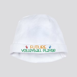 Future volleyball player baby hat