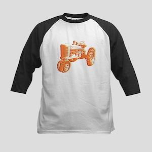 Serigraph Tractor Hot Kids Baseball Jersey