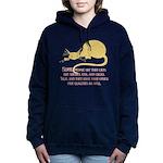 Sneaky Cats Women's Hooded Sweatshirt