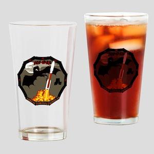 NROL 67 Launch Drinking Glass