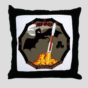NROL 67 Launch Throw Pillow