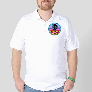 80s Drax Golf Shirt