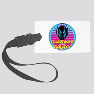 80s Drax Large Luggage Tag