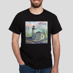Bandon Afternoon Dark T-Shirt