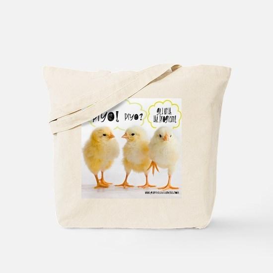 PIYO-piyo Tote Bag