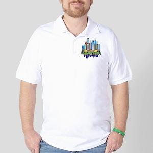 Iconic Philadelphia Golf Shirt