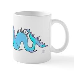 Kelpie Sea Horse Mug