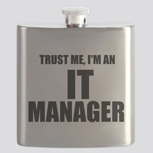 Trust Me, I'm An IT Manager Flask