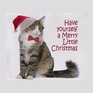 Santa Throw Blanket