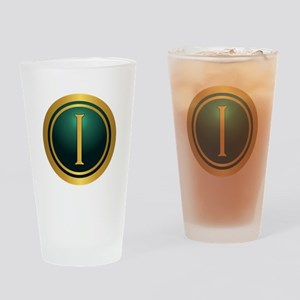 Irish Luck I Drinking Glass