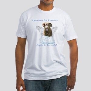 Chessie Angel Fitted T-Shirt