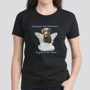 Chessie Angel Women's Dark T-Shirt