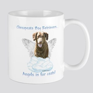 Chessie Angel Mug