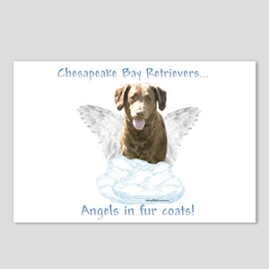 Chessie Angel Postcards (Package of 8)