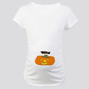Lil Punkin Maternity T-Shirt
