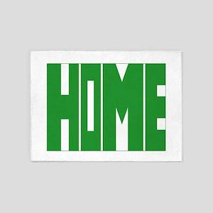 Colorado Home 5'x7'Area Rug