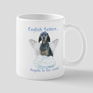 English Setter Angel Mug