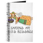 Gardens are Gods Blessing Journal