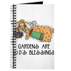 Gardens are Gods Blessing Journal