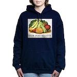 grow your veggies Women's Hooded Sweatshirt