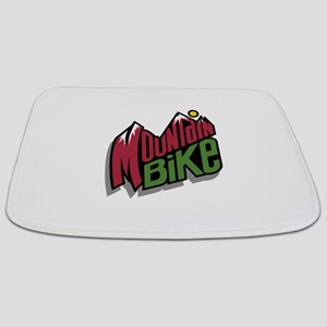 Mountain Bike 2 Bathmat