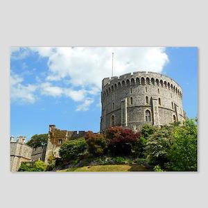 Windsor Castle Postcards (Package of 8)