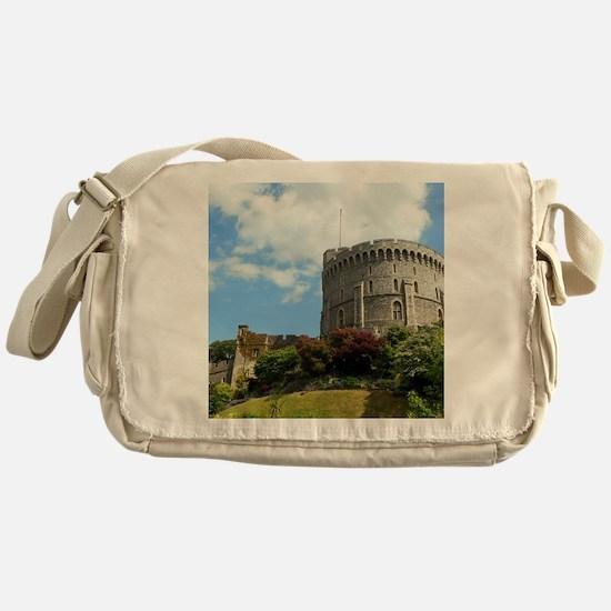 Windsor Castle Messenger Bag