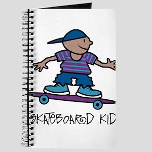 Skateboard Kid Journal