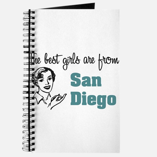 Best Girls San Diego Journal