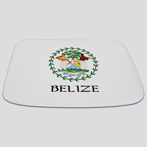 Coat of arms of Belize Bathmat