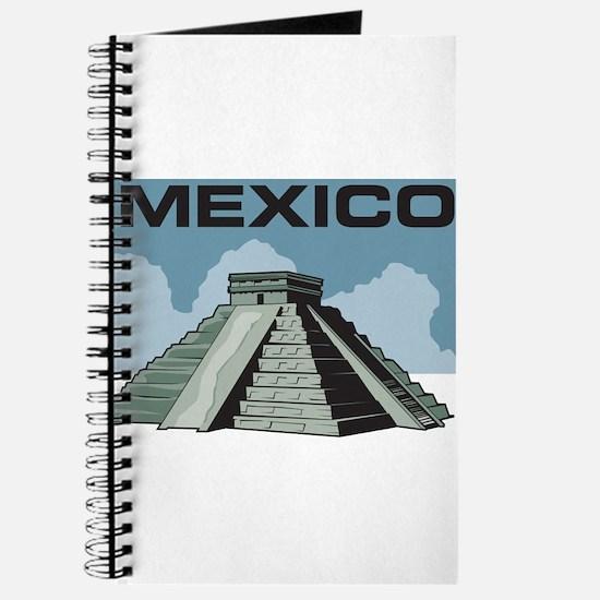 Mexico Pyramid Journal