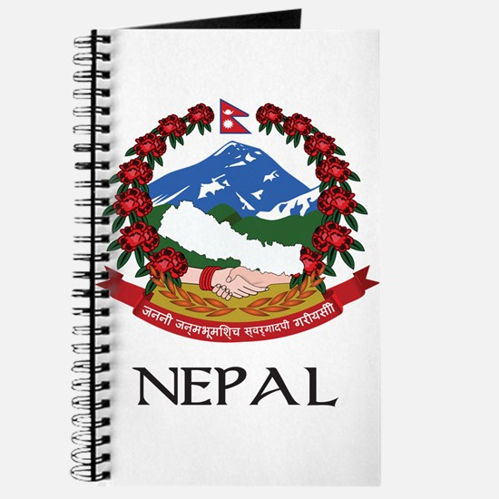 Coat of arms of_Nepal Journal