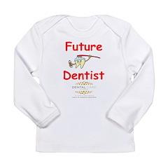 Custom Dental Design Long Sleeve T-Shirt