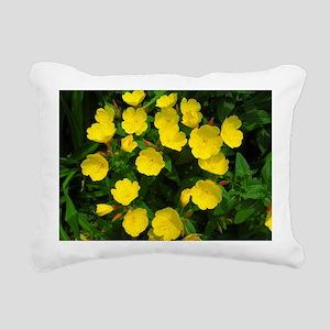 Sundrops Rectangular Canvas Pillow