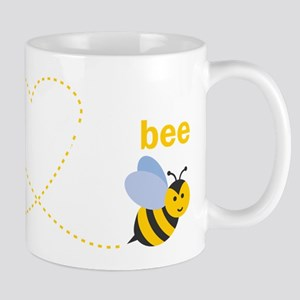 Grandmom To Bee Mugs